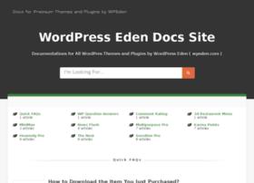 docs.wpeden.com