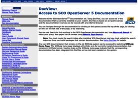 docsrv.sco.com