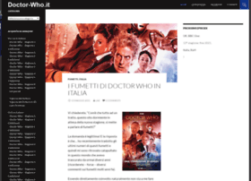 doctor-who.it
