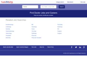doctor.jobs.topusajobs.com