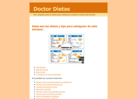 doctordietas.net