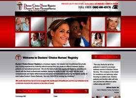 doctorschoicenursing.com