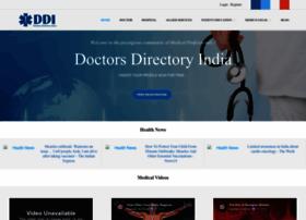 doctorsdirectoryindia.com