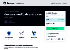 doctorsmedicalcentre.com