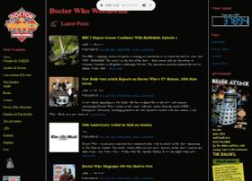 doctorwhoworldwide.com