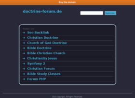 doctrine-forum.de