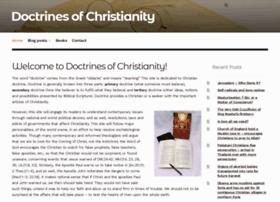 doctrinesofchristianity.net