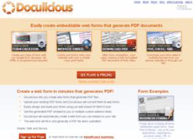 doculicious.com