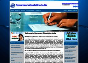document-attestation.com