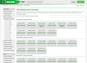 document-conversion.online-convert.com