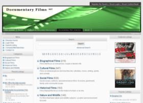 documentaries.documentaryfilms.net
