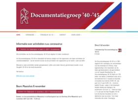 documentatiegroep40-45.nl