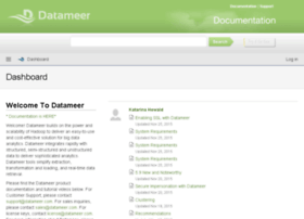 documentation.datameer.com