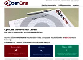 documentation.opencms.org