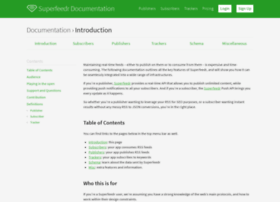 documentation.superfeedr.com