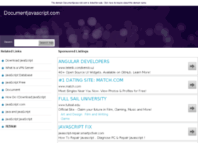 documentjavascript.com