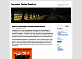 documentreviewservices.wordpress.com