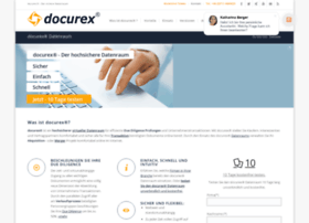 docurex.de