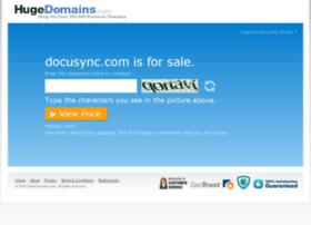 docusync.com
