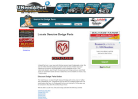 dodge-parts.uneedapart.com