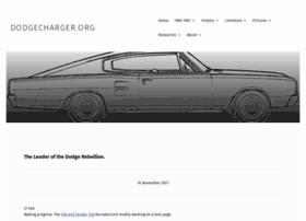 dodgecharger.org