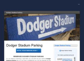 dodgerstadiumpark.com