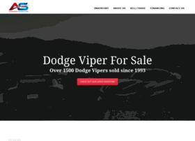 dodgevipersforsale.com