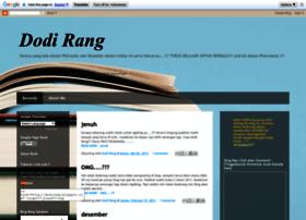 dodirang.blogspot.com