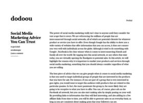 dodoou.wordpress.com