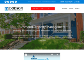 dodsonpropertymanagement.com