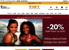 dodyshop.com