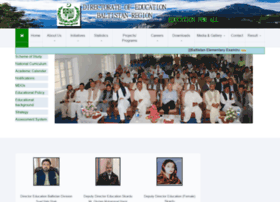 doeb.edu.pk