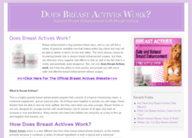 doesbreastactiveswork.us