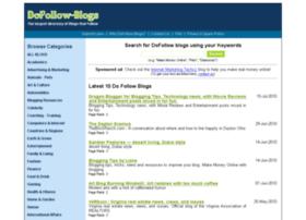dofollowblogslist.com