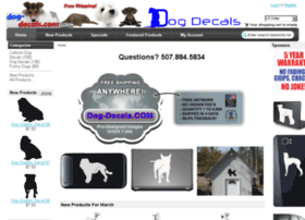 dog-decals.com