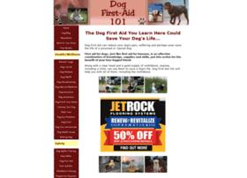 dog-first-aid-101.com