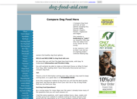 dog-food-aid.com