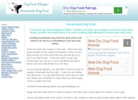 dog-food-allergies.com