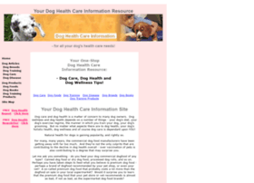dog-health-care-information.com