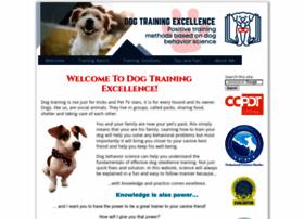 dog-training-excellence.com