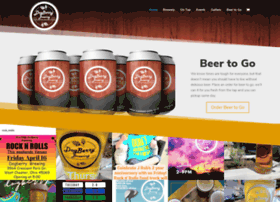 dogberrybrewing.com