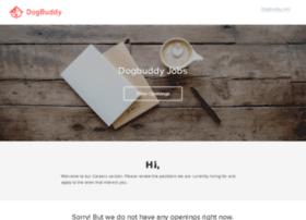 dogbuddy.recruiterbox.com