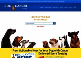 dogcancerblog.com