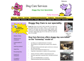 dogcareservices.net