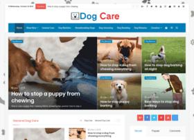 dogcareworld.net