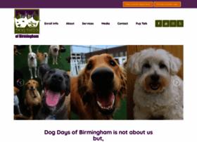 dogdaysofbirmingham.com