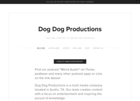 dogdogproductions.com