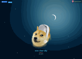 dogeweather.com