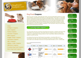 dogfood-coupon.com