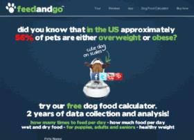 dogfoodcalculator.feedandgo.com